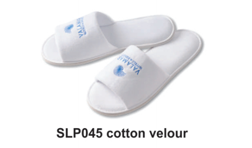 SLP045 cotton velour