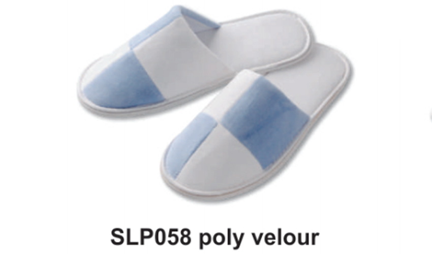SLP058 poly velour