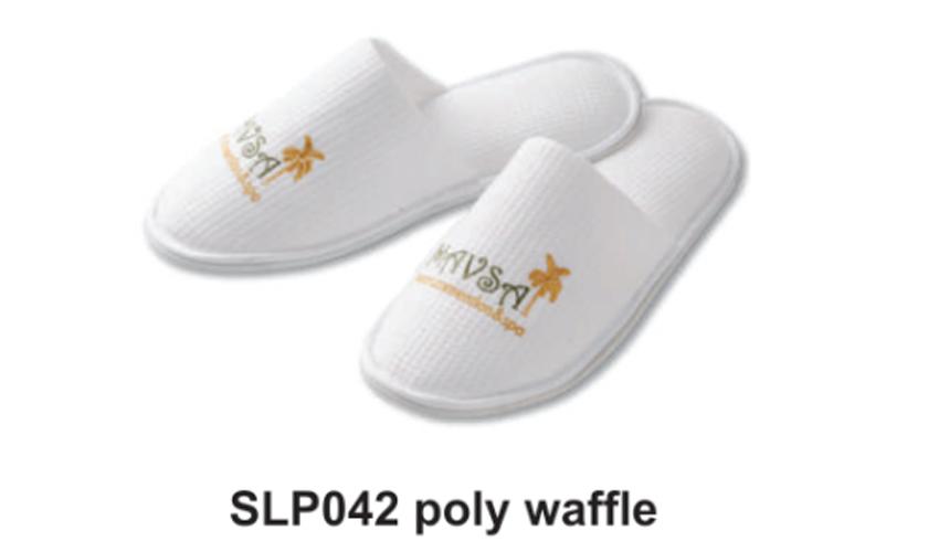 SLP042 poly waffle