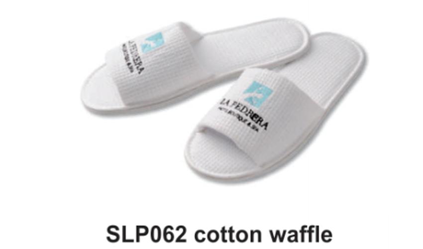 SLP062 cotton waffle