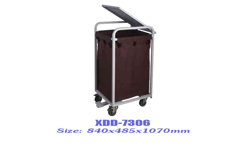 XE DỌN ĐỒ DƠ XDD-7306