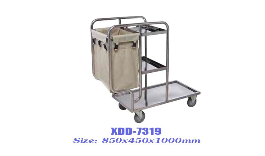 XE DỌN ĐỒ DƠ XDD-7319